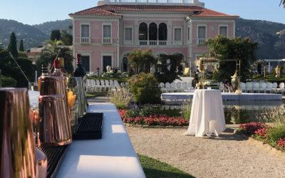 Bar Events, un petit plus pour un mariage authentique