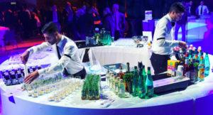Le bar à cocktails éphémère Bar Events et sa prestation corporate pour les entreprises