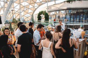 Bar Events conçoit des cocktails avec son bar éphémère à Marseille